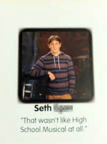 is high school right for me 23 senior yearbook quotes that are just smosh