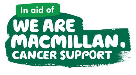 Love my limited are proud to partner with macmillan cancer support we