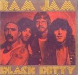 ram jam black betty mp3 ram jam discographie compl 232 te