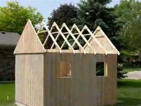 how to make a small house building a carriage house small barn shed youtube