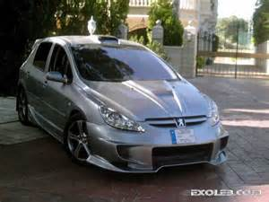 Peugeot 307 Tuning View Of Peugeot 307 Sw 2 0 Photos Features And