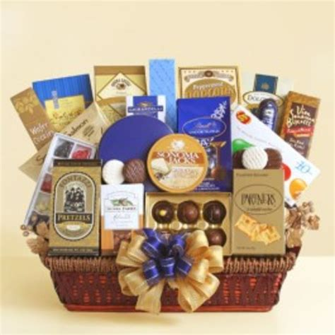 list of the best corporate gourmet gift baskets 2015 top