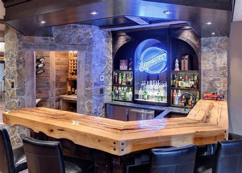 Custom Bar Top Ideas by 58 Exquisite Home Bar Designs Built For Entertaining