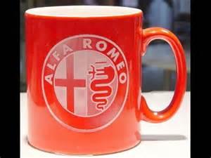 reina international autoalfa romeo logo mug