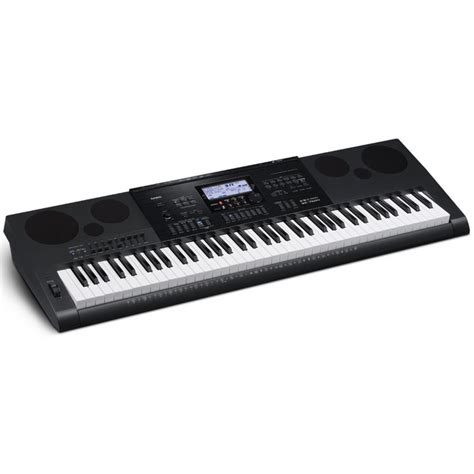 Keyboard Casio Wk 7600 Casio Wk7600 Wk 7600 Sd Card casio wk 7600 portable keyboard at gear4music