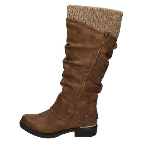 reiker boots rieker all weather boots 98956 ebay