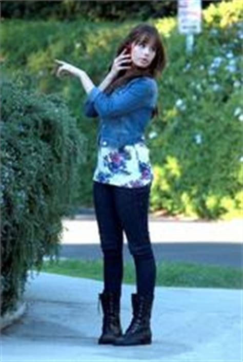 debby ryan s house debby ryan out and about house hunting candids in los angeles may 17 2011