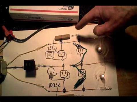 open neutral power surge due to an open neutral wire