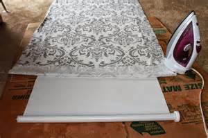 ikea ringblomma hack hous ikea hack fabric covered tupplur blinds