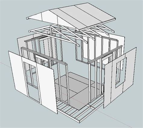 google sketchup tutorial vimeo wood specialist shed plans google sketchup