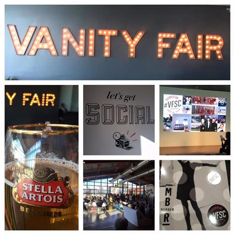 Social Vanity by Saturday Style Vanity Fair Social Club Via