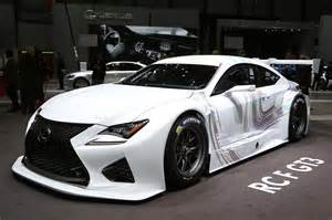 Lexus Rcf Horsepower Lexus Set To Go Racing In 2016 With The Rc F Gt3