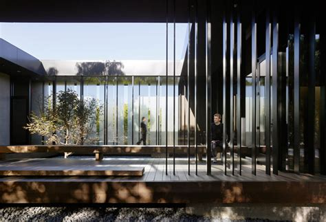 Modern House Floor Plan windhover contemplative center 2015 02 15