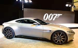 new bond car bond s new aston martin unveiled built exclusively