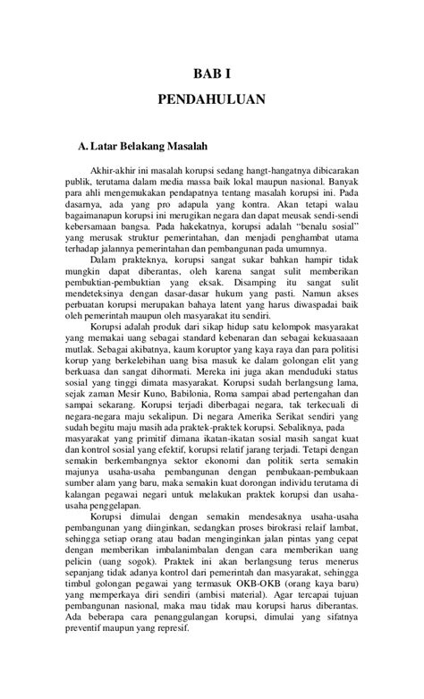 membuat makalah sosiologi makalah sosiologi korupsi