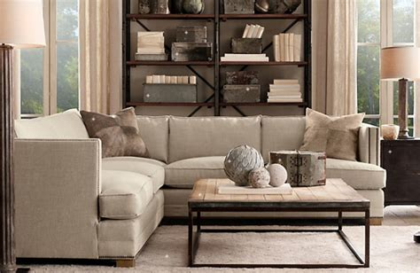 restoration hardware easton sofa living room 187 7th house on the left