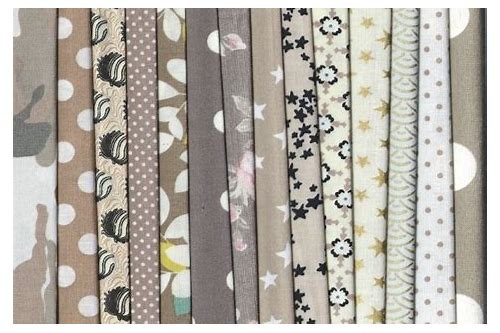 lot coupon tissu patchwork