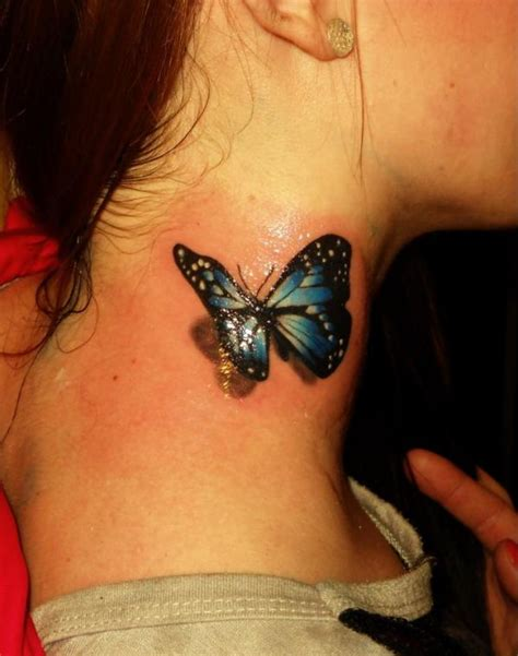 butterfly tattoo on neck meaning 50 best butterfly tattoo designs and ideas the xerxes
