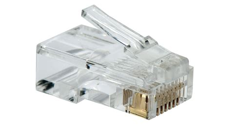 Konektor Rj45 10005usop liberty category 5e one crimp rj45