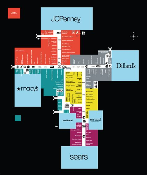 layout willowbrook mall complete list of stores located at la plaza mall a