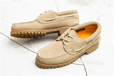 timberland x beauty youth boat shoes beauty youth x timberland 3 eye shoe
