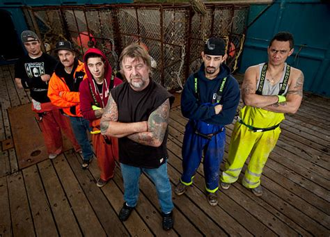deadliest catch jake harris has legendary sense of capt phil deadliest reports