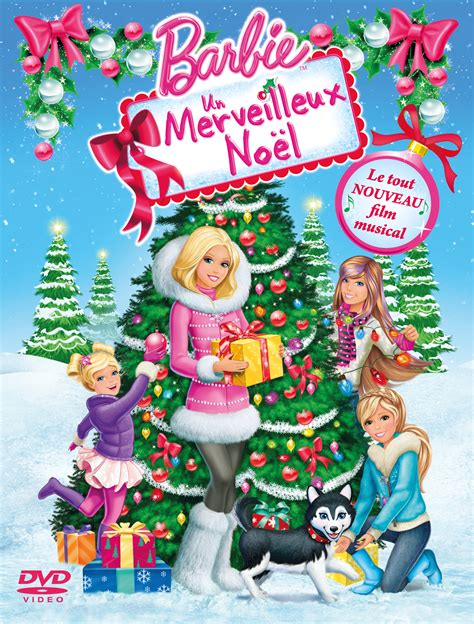 Film Barbie Noel Merveilleux | barbie un merveilleux noel dvd universal paramount