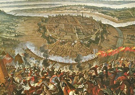 Ottoman Siege Of Vienna Siege Of Vienna In 1529