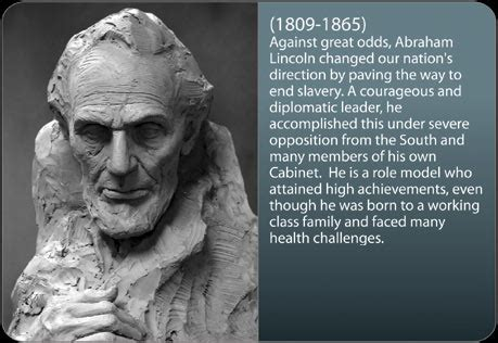 lincoln biography facts remember them chions for humanity humanitarians