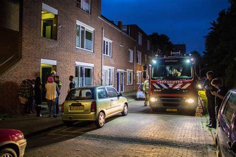 keukens vlaardingen brandweer blust brand in keuken spoorsingel vlaardingen