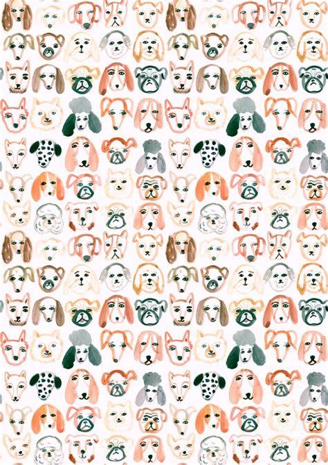 wallpaper dog design cachorros estado de gatos and patrones on pinterest