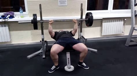 bench press 100kg wyciskanie na klatkę 100kg x34 bench press 220lbsx34 youtube