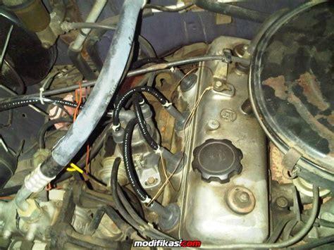 Kabel Busi Lancer Dohccb5kw 1 groundstrap modifikasi kabel busi standar jadi racing