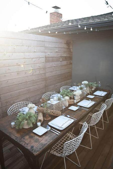edge outdoor dining table suggestions