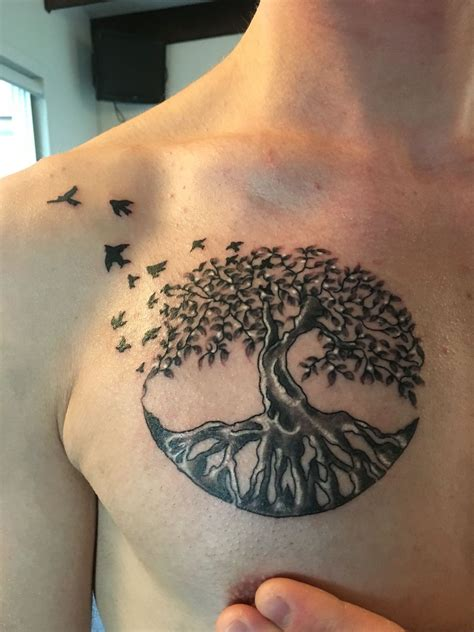 tattoo design about life tree of life tattoo tattoos pinterest life tattoos