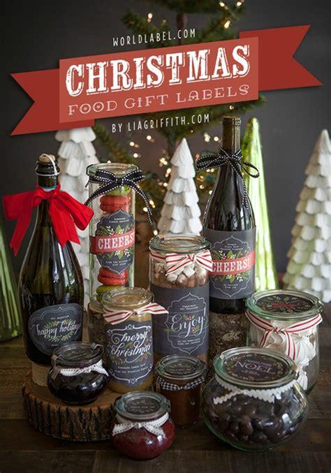 printable christmas labels homemade holiday inspiration