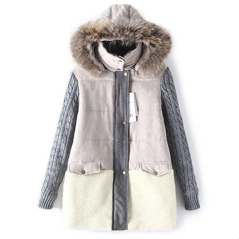 Cotton Dress Khaki Apricot 30803 skin khaki beige plus size knitting winter