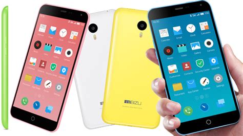 Hp Android Zu M1 Note Meizu M1 Note Des Prix Et Une Disponibilit 233 Officielle En Frandroid