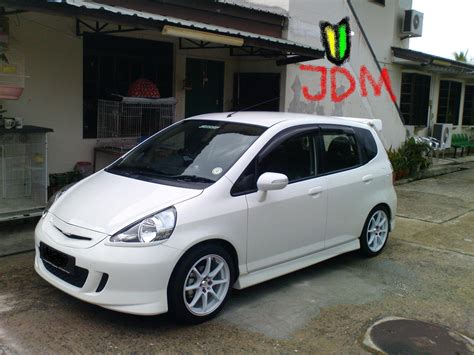 Honda Jazz 2007 At dekkredza 2007 honda jazz specs photos modification info