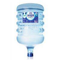Harga Tv Merk Aqua harga air kemasan galon di jakarta bakal naik