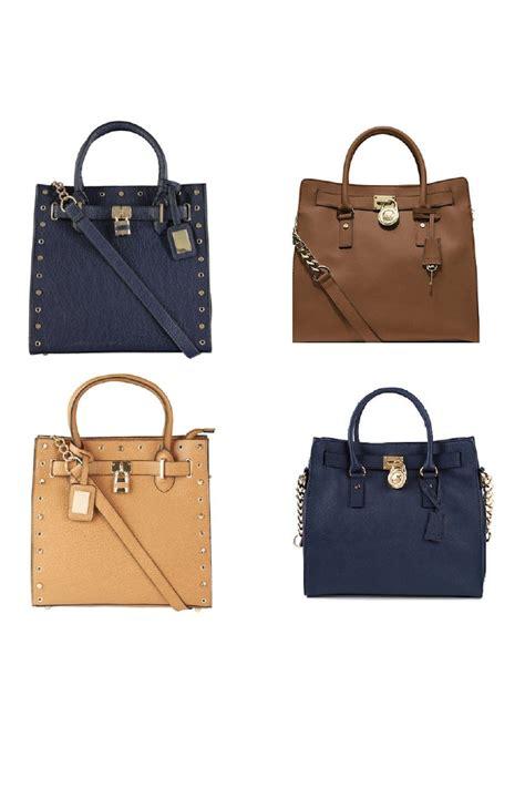 Designer Vs High Ombre Tote by Fashion Standoff Michael Kors Vs Matalan Handbag