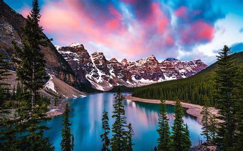 pass  canadas national parks   travel leisure