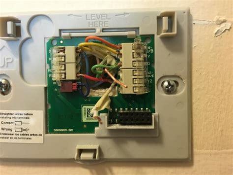 9580 honeywell thermostat wiring diagram honeywell rth2410