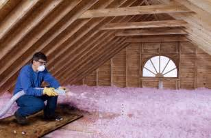 Owens corning blown attic insulation loose fill another method of