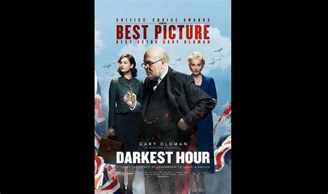 darkest hour nominations oscar 2018 ecco tutte le nomination