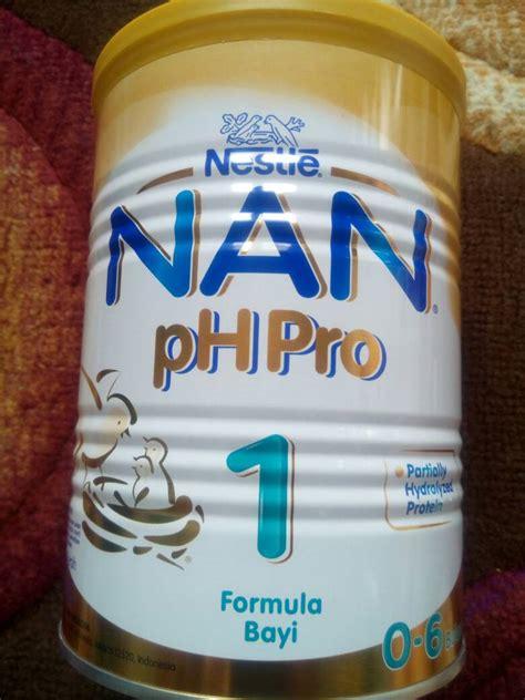 Formula Anmum Untuk Bayi 0 6 Bulan Jual Nestle Nan Pro 1 Formula Bayi Untuk 0 6 Bulan