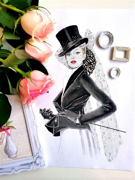 17 best images about fashion illustration on