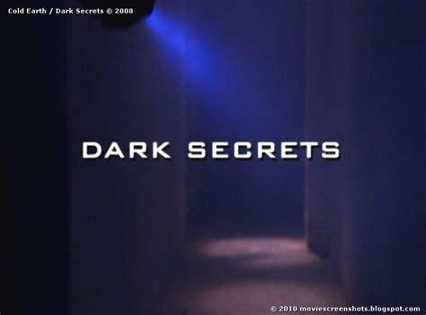 Steven Barnes Vagebond S Movie Screenshots Cold Earth Dark Secrets 2008