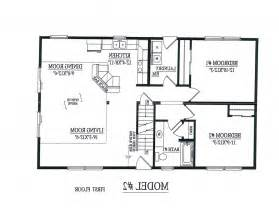 small ranch homes floor plans