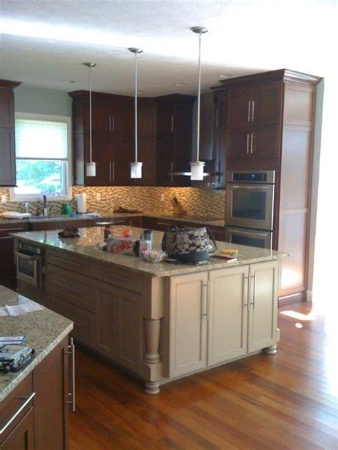 Large Island Kitchen large island kitchen artisan interiors and builders